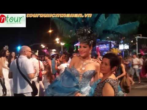 Show pede Thái Lan- Pataya