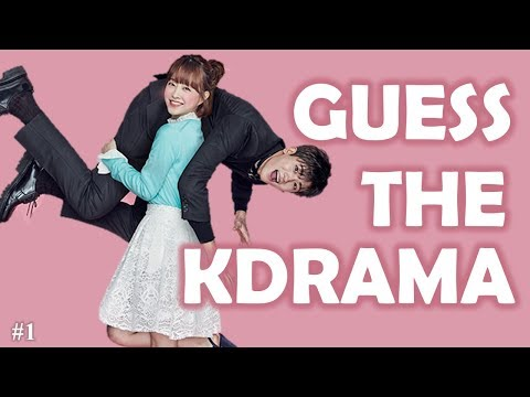 Guess the Kdrama by its OST #1