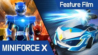 [Feature Film] Miniforce New Heroes Rise + RETURN OF THE WATCH MASK
