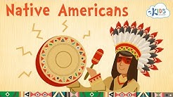 Native Americans for Kids: Cherokee, Apache, Navajo, Iroquois and Sioux | Kids Academy