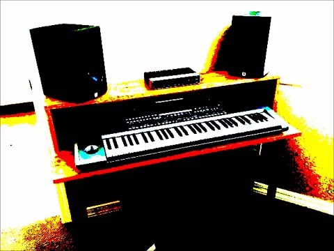 A'touna El-Tufoole أعطونا الطفولة by Remi Bandali - cover Korg PA900