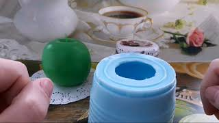 як зробити форму для мила з силікону в домашніх умовах