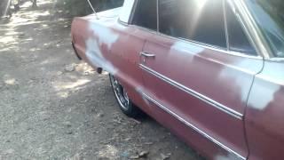 1964 impalas first start up