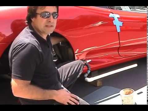 Paintless: Ferrari Dent Crease