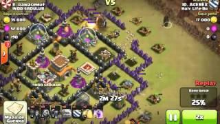 Clash Of Clans - 3 star #FAIL