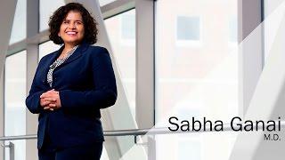 HIPEC cancer treatment, Sabha Ganai, M.D., Ph. d. - SIU SOM