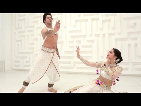 Kathak Fusion dance by Svetlana Tulasi & Kumar Sharma | Tera Chehra by Adnan Sami