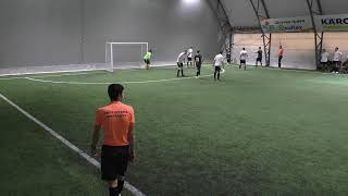 Полный матч Атлант 1 2 Trident Турнир по мини футболу в Киеве