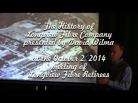 Oct 2, 2014 Longview Fibre History