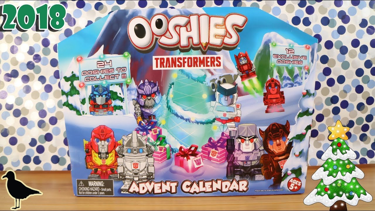 NEW Ooshies Dreamworks Advent Calendar