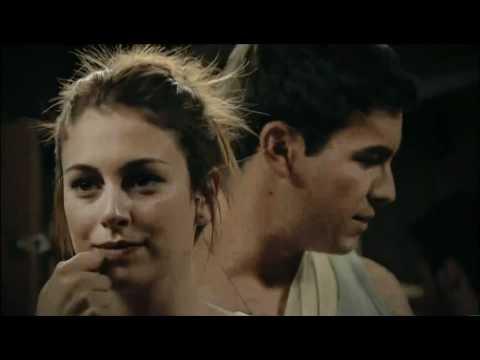 El Barco 2x03 - Ainhoa y Ulises.