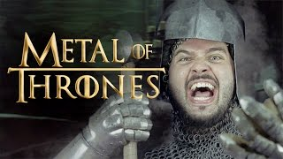 GAME OF THRONES THEME SONG METAL COVER