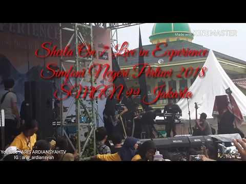 "SHEILA ON 7 LIVE IN EXPERIENCE ""SIMFONI NEGERI PERTIWI"" 3 November 2018. SMAN 99 JAKARTA"
