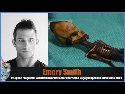 Emery Smith - Ex-Space Programm Whistleblower berichtet über seine Begegnungen mit Aliens und UFOs