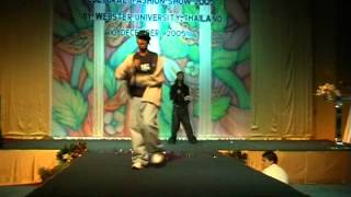 Burmese Rap in Collage of Cultures 2005
