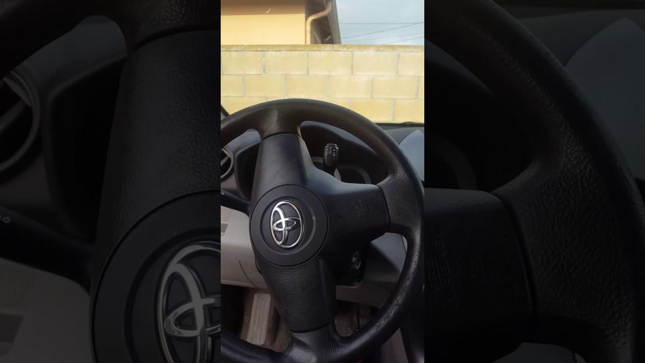 2006 Toyota Rav4 Steering Wheel Noize Clunk Part1
