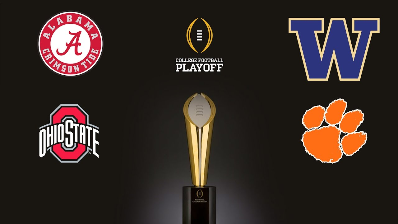College Football Playoff 2017 >> College Football Playoff Hype Video 2016 2017 Youtube