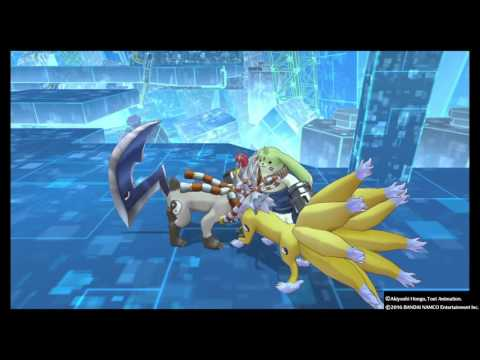 DIGIMON STORY CYBER SLEUTH: Salamon's Property Case