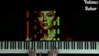 Aşkın Nur Yengi Yalancı Bahar Piyano ile nasıl çalınır ( piyano cover )