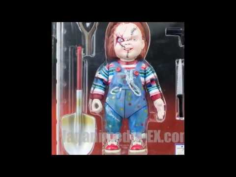 Child's Play Bride of Chucky Chucky/Tiffany Figure Cult Cinema Collection REDS JAPAN