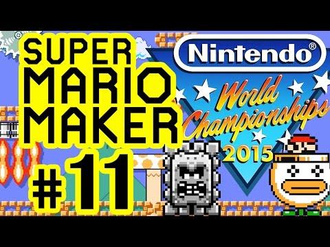 Full-Download] Super Mario Maker Nintendo World Championships Levels ...