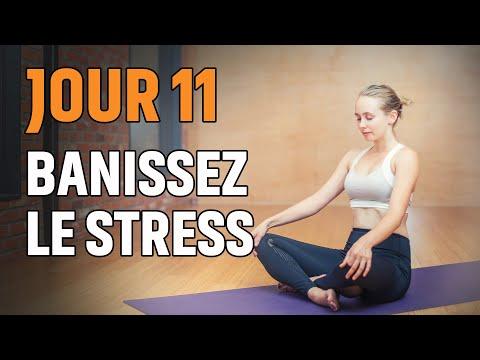 Le Confinement : Jour 11 - Gérer le Stress
