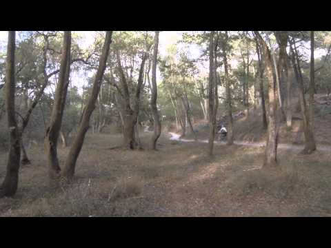 Mountain Biking Marin County California