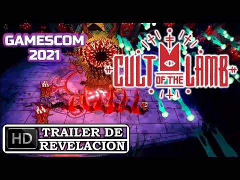 Cult of the Lamb Trailer de Revelación GAMESCOM 2021!