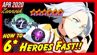Epic Seven Fast 6* Star Heroes Guide! Latest Review / Tips & Tricks!