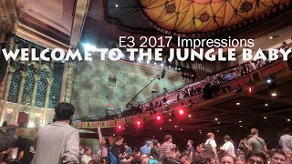 E3 2017 Impressions: Welcome To The Jungle, Baby thumbnail