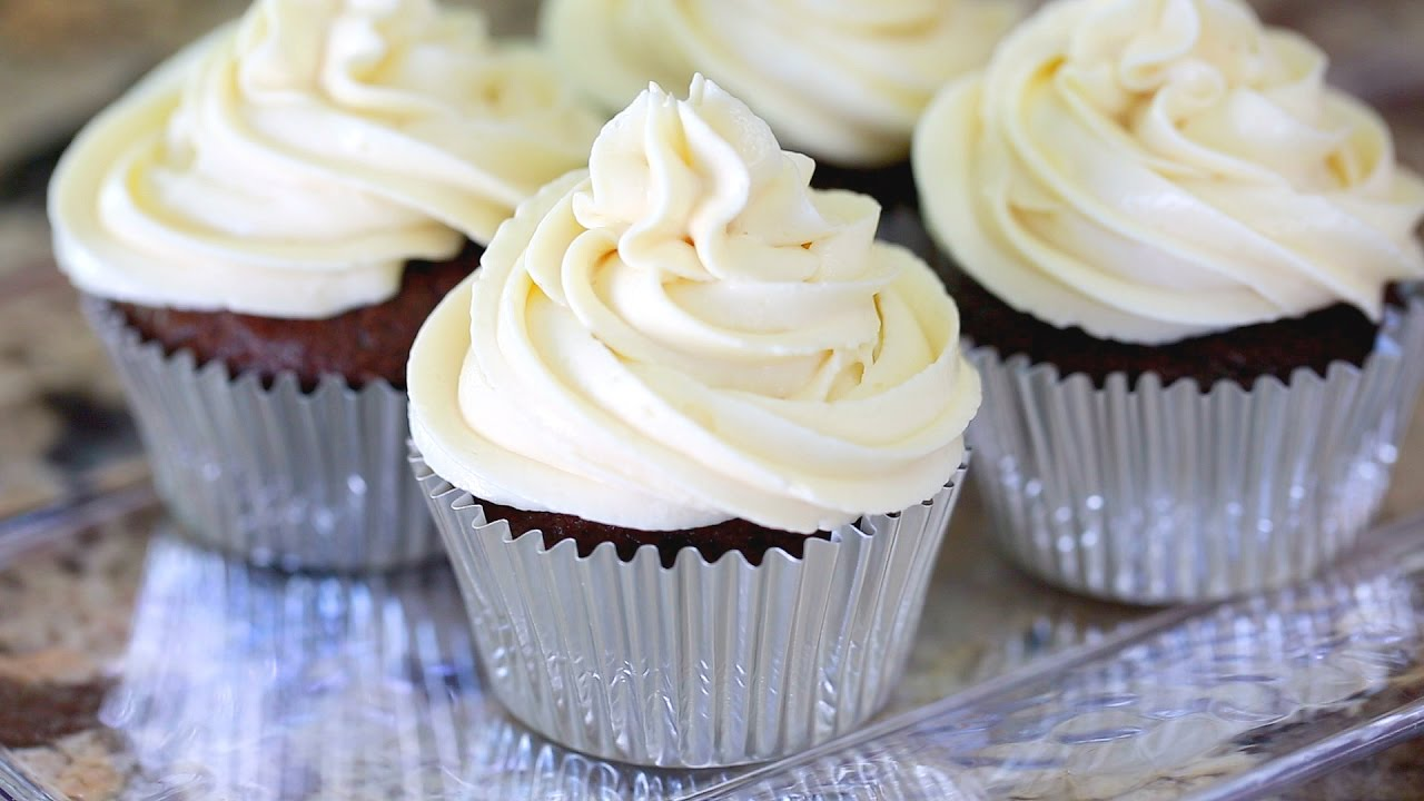 cream cheese frosting for cupcakes