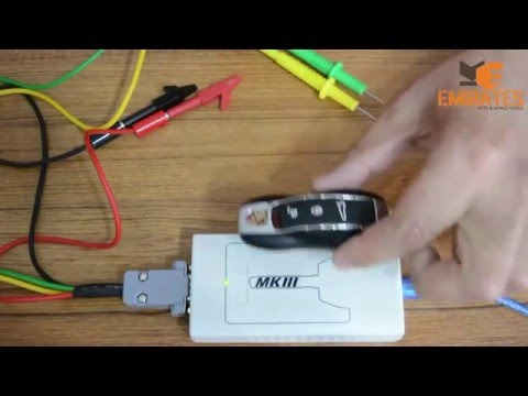 How To Unlock OEM Porsche Remote Keys via MK3