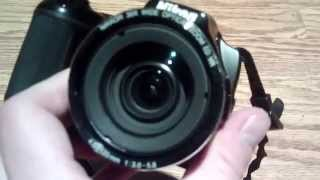 Nikon Coolpix L820; Point & Shoot + Youtube Camera