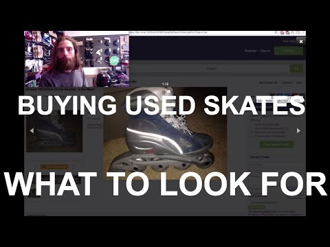 Buying Skates off Kijiji or Craigslist - Beginners Guide to Inline Skating Equipment
