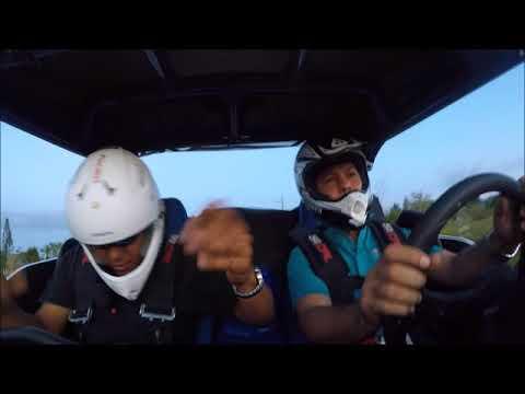 Javier YXZ 1000r test drive
