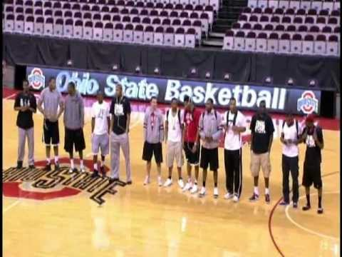 Welcome Home Buckeyes - from Final Four