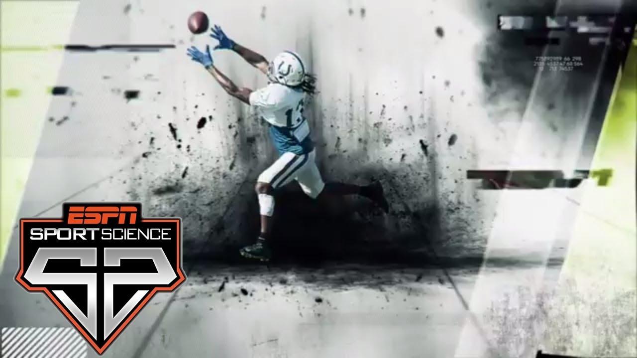 T Y Hilton S Speed Breaks Records Sport Science Espn Youtube