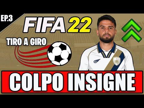 😱 BUG CLAMOROSO SU FIFA 22!! + IL TIRO A GIRO DI INSIGNE É ILLEGALE! FIFA 22 CARRIERA ALLENATORE #3