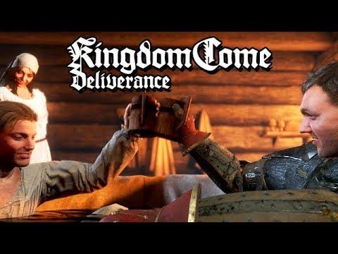 Kingdom Come Deliverance Gameplay German #23 - Saufgelage