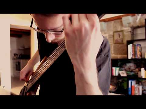 Therion - Wisdom and the Cage (bass cover) mp3