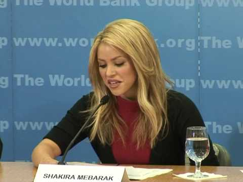 Shakira talks about her video with Rafael Nadal