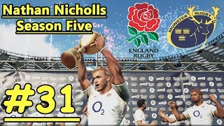 Be A Pro - Nathan Nicholls Season 5 #31 - Rugby Challenge 3
