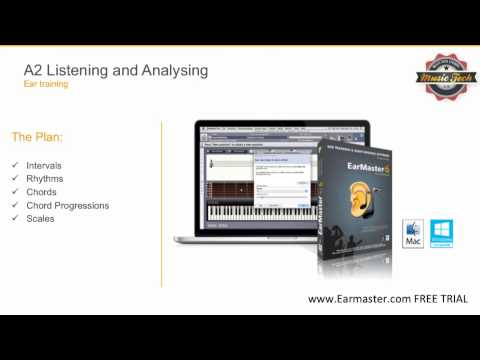 A2 Music Tech Exam Revision Session - Listening and Analysing