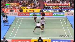 Video Badminton Japan Open 2009 MD Final (2/4) Kido/Setiawan vs Dasuki/Sukmawan download MP3, 3GP, MP4, WEBM, AVI, FLV Mei 2018