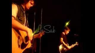 Silverstein - Departures (acoustic) - live @ Komplex 457