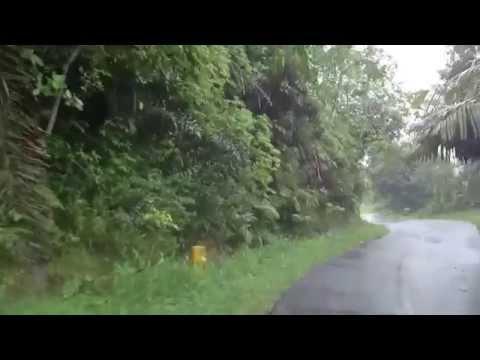 2-الطريق بين بوكيت تينجي وبحيرة منينجاو trip to lake maninjau dan Bukittinggi