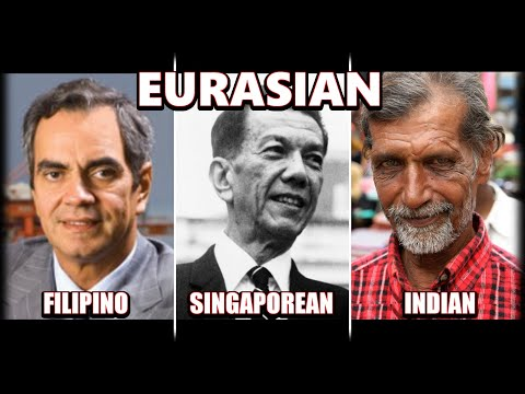 "Story of the Original ""Eurasians"""