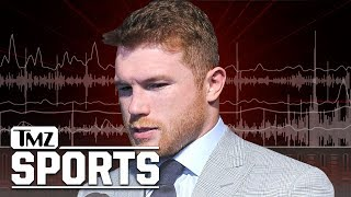 Canelo Alvarez Suspended 6 Months for Failed Steroids Test | TMZ Sports