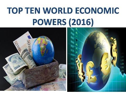 top ten global economies