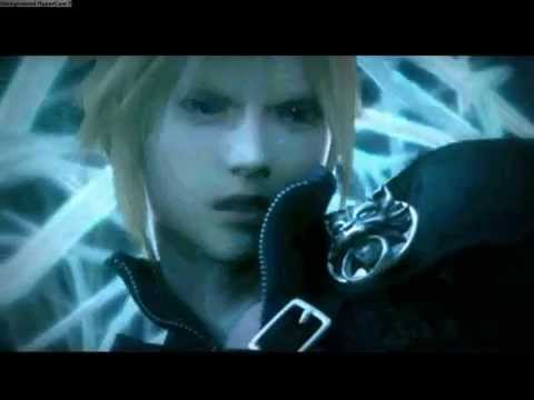 Final Fantasy VII Advent Children AMV (Sonata Arctica - Victorias Secret with lyrics)